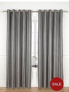 opulent-chenille-stripe-jacquard-eyelet-curtains