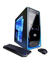 Gaming Armada GT AMD A10 Processor, 8Gb RAM, 2Tb HDD Storage, Desktop Base Unit and Optional Microsoft Office 2016