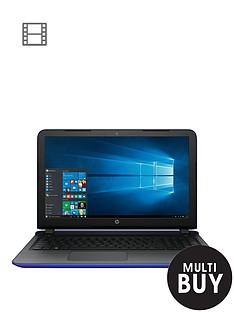 hp-pavilion-15-ab222na-intelreg-coretrade-i3-processor-8gb-ram-2tb-hard-drive-156-inch-laptop-iris-graphics-with-optional-microsoft-office-365-blue