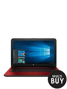 hp-15-ac111na-intelreg-pentiumreg-processor-8gb-ram-1tb-hard-drive-156-inch-laptop-with-optional-microsoft-office-365-red