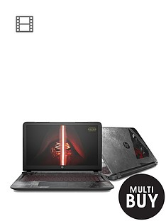 hp-star-warstrade-special-edition-pavilion-15-an000na-intelreg-coretrade-i5-processor-6gb-ram-1tb-hard-drive-156-inch-laptop-with-optional-microsoft-office-2016-black