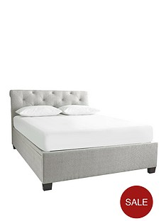 brunswick-low-front-end-bed-frame-with-optional-mattress-and-next-day-delivery