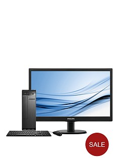 lenovo-h30-intelreg-pentiumreg-processor-4gb-ram-1tb-hdd-storage-185-inch-desktop-bundle-with-optional-microsoft-office-365