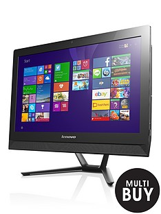 lenovo-c40-intelreg-coretrade-i3-processor-8gb-ram-1tb-hdd-storage-215-inch-touchscreen-all-in-one-desktop-with-optional-microsoft-office-2016