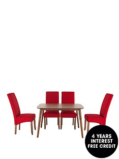 charles-120cm-table-with-4-scarlet-chairs