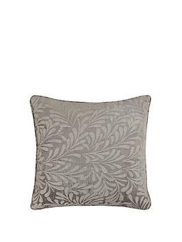 luxury-heavyweight-fern-jacquard-cushion