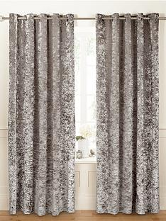 luxury-crushed-velvet-eyelet-curtains