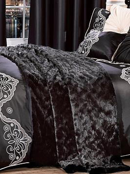 by-caprice-faux-fur-throw-black