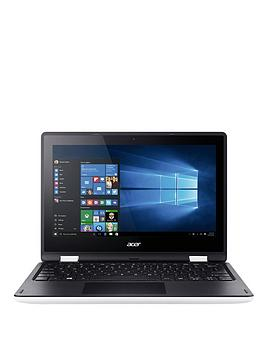 Acer R3-131T Intel® Celeron® Processor, 4Gb RAM, 500Gb Storage, 11.6 inch Touchscreen, 2-in-1 Laptop - laptop with Microsoft Office 365