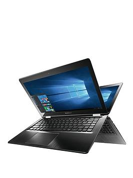 Lenovo YOGA 500 Intel® Pentium® Processor, 8Gb RAM, 1Tb Hard Drive, 14 inch Touchscreen 2-in-1 Laptop - laptop with Microsoft Office 365