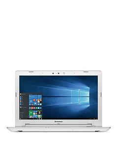 lenovo-z51-intelreg-coretrade-i5-processor-8gb-ram-1tb-8gb-hybrid-storage-156-inch-full-hd-laptop-with-amd-meso-xt-2gb-graphics-includes-mcafee-livesafe-and-optional-microsoft-office-2016-white