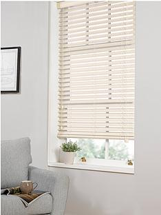 made-to-measure-embossed-wood-effect-venetian-blinds-cream