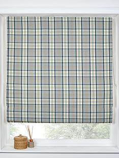 made-to-measure-lewis-check-roman-blinds-ocean