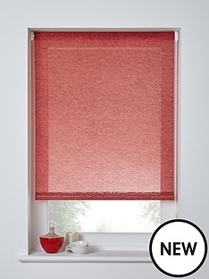 saturn-printed-sheer-roller-blind-red
