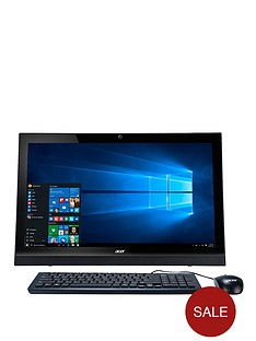acer-az1-622-intelreg-pentiumreg-processor-4gb-ram-500gb-hard-drive-215-inch-all-in-one-desktop-with-optional-1-years-microsoft-office-365-personal-black