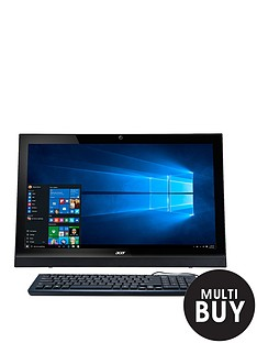 acer-az1-623-intelreg-coretrade-i3-processor-6gb-ram-1tb-hard-drive-215-inch-touchscreen-all-in-one-desktop-with-optional-1-years-microsoft-office-365-personal-black