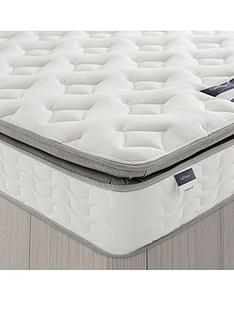 silentnight-miracoil-3-memory-pillow-top-memory-mattress