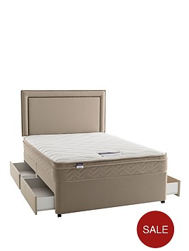 silentnight-miracoil-3-bowness-cushion-top-divan-with-optional-storage