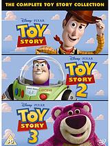 Toy Story Complete 1-3 DVD