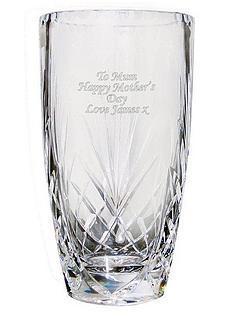 crystal-vase