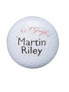 personalised-golf-ball