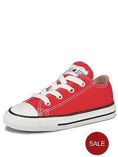 converse-all-star-ox-toddler-plimsolls-red