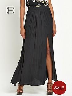 definitions-maxi-split-skirt