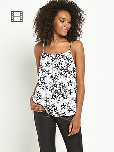 definitions-star-print-wrap-cami