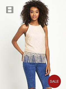 south-lace-fringe-top