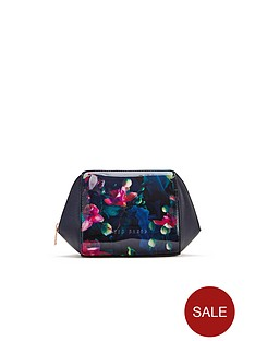 ted-baker-fuschia-print-small-washbag