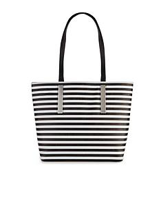wallis-stripe-shopper