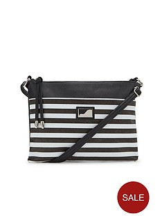 wallis-stripe-crossbody-bag