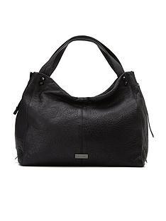 love-my-soul-slouchy-leather-black-shoulder-bag