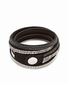 boho-betty-double-wrap-black-bracelet