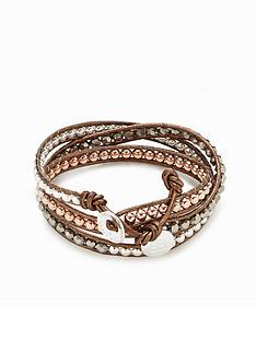 boho-betty-twist-wrap-brown-bracelet