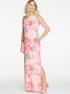 fearne-cotton-printed-maxi-dress-with-pockets