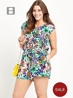 so-fabulous-tropical-print-button-shoulder-playsuit