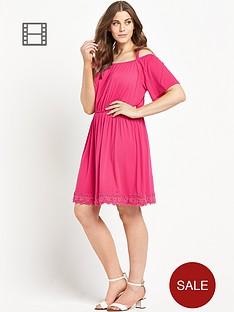 so-fabulous-crochet-lace-insert-bardot-jersey-dress
