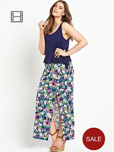 so-fabulous-tropical-print-double-layer-jersey-maxi-dress