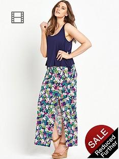 so-fabulous-tropical-print-double-layer-jersey-maxi-dress