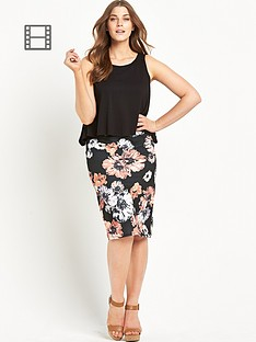 so-fabulous-2-in-1-print-midi-dress