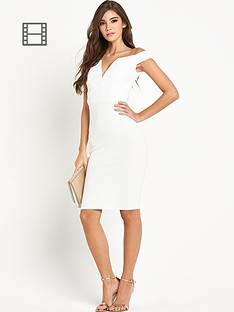 ax-paris-off-the-shoulder-midi-dress