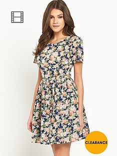 oasis-denim-rose-cotton-dress
