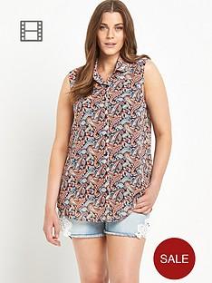 lovedrobe-sleeveless-paisley-blouse