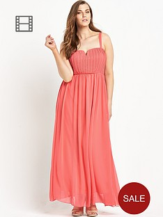 ax-paris-curve-embellished-maxi-dress