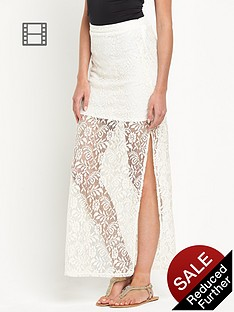 south-lace-side-split-maxi-skirt
