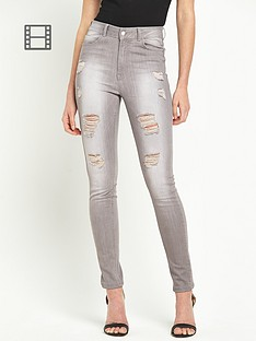 south-high-waisted-ripped-jeans-pale-grey