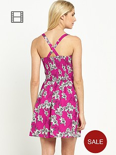 south-strappy-short-printed-sundress