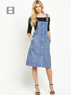 south-candice-dungaree-midi-dress