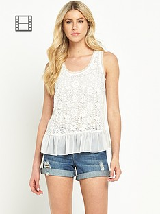 south-sparkle-crochet-vest